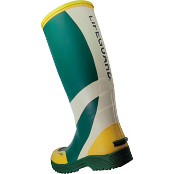 LL-01 Lifeguard Color Boots Green
