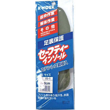 IS-1 Safety Insoles