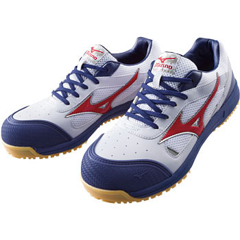 Safety Sneaker MIZUNOALMIGHTY Lace Up Type
