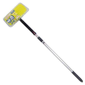 Spaplus Easy telescopic handle with a car wash brush