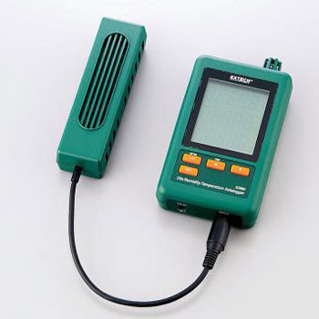 Extech SD800 Temperature//Humidity//CO2 Data Logger