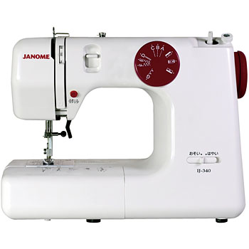 Electric Sewing Machine JANOME Electric Sewing Machine [MonotaRO Magnificent Sewing Machine Thailand