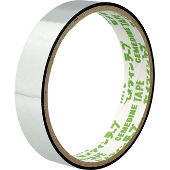 Silver Polyester Tape