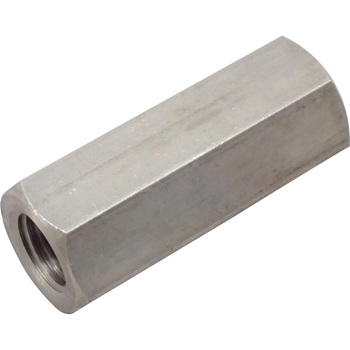 High Nut Whitworth, Stainless Steel