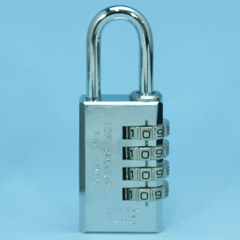 variable letter combination lock