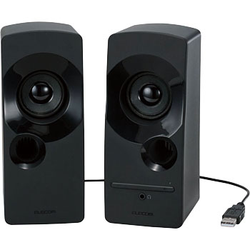 2.0chPC speaker 4W USB power