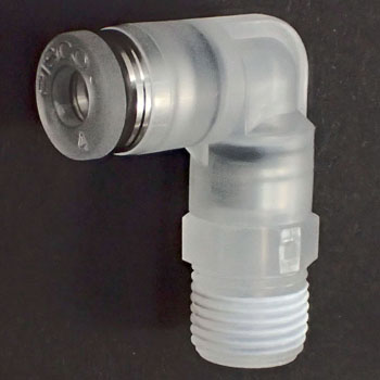 Tube Fitting Elbow, PP Type