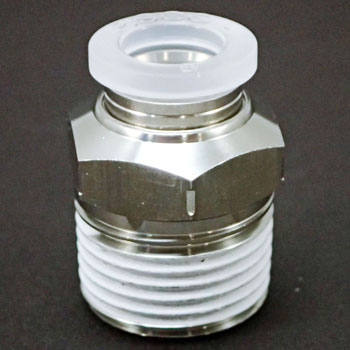 Tube fitting PP type Straight