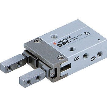 Linear Guide Air Gripper, Parallel