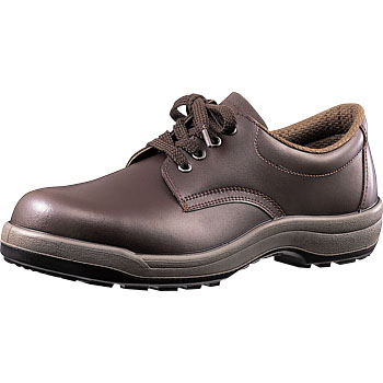 Comfortable Safety Shoes CF210 DBR NT 23.5cm