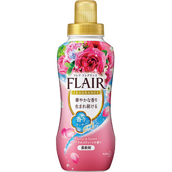 "Laundry Detergent, ""Flair fragrance"""