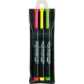 Flourescent Office Markers