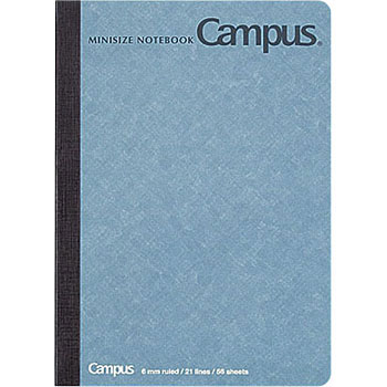 Campus Note Mini Size 5 (A6) B Ruled