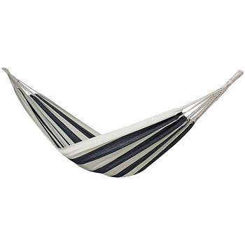 Palm cotton hammock