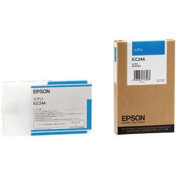 Ink Cartridge EPSON IC24A, Genuine