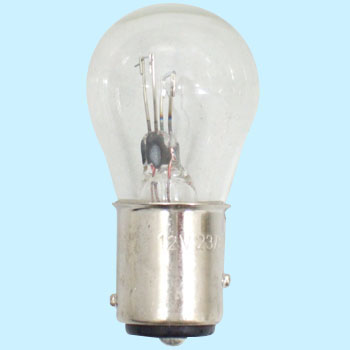 Stop Tail Lamp Bulb, 12V Double