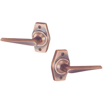 Home Air Lock Lever, Copper Bronze