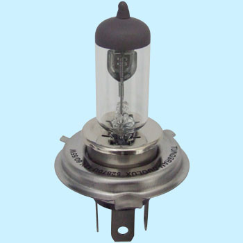 Halogen Lamp H4u 12V, Four Wheel Vehicle