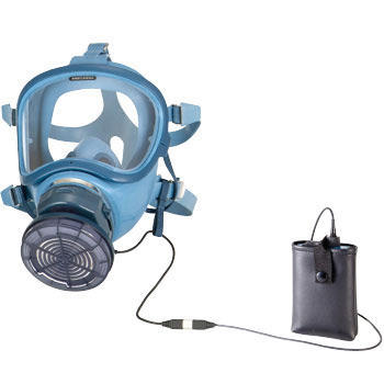 Full face breath link blower mask BL-700H