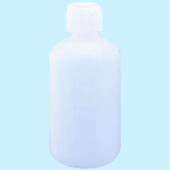 Bottle Etching, White