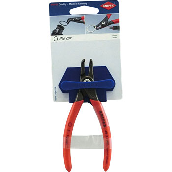Snap Ring Pliers, Shaft, Bent Nail