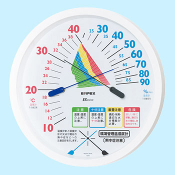 Environmental Management Thermometer Humidity Meter