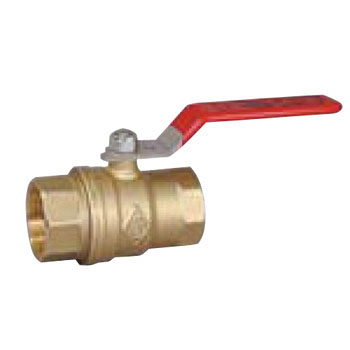 600 Brass Ball Valve Full-Bore