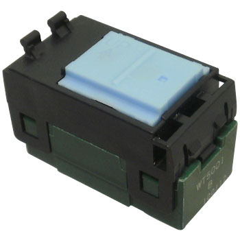 Cosmo Series Embedded Embedded Switch Without Display, One Side Cut
