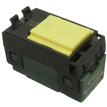 For 100V With Indicator Switch Firefly Buried Cosmo Series, 3 Channels