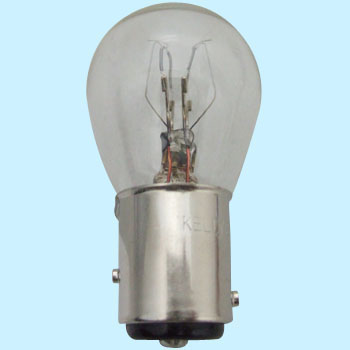 Track Halogen Bulb, Long Life Bulb S25 Double