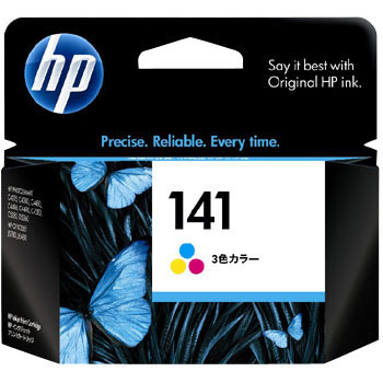 Ink Cartridge HP141