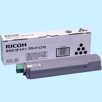 Ricoh IPSiO SP Toner Cartridge C710, Genuine