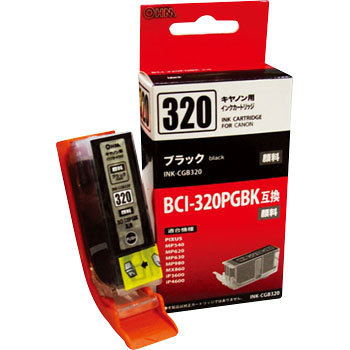 Ink Cartridge Canon BCI-320/BCI-321 Type, Compatible