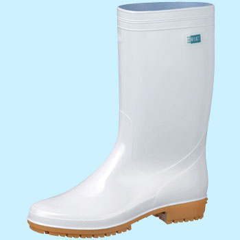 Safety Boots White
