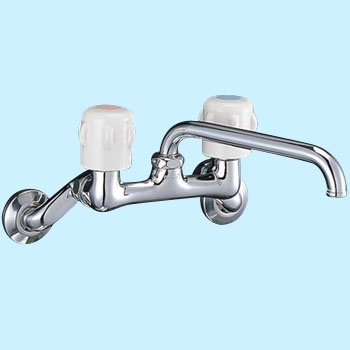 2 Handle Mixer Faucet