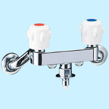 2 Tap Mixing Water Faucet 13mm