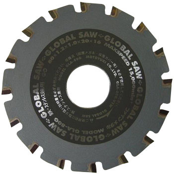 Global Saw, For Iron And Stainless Steel