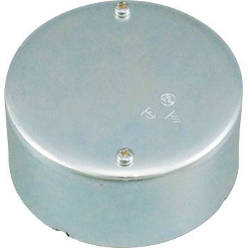 TC Round Type Exposure Box With No Screws for Thin Steel