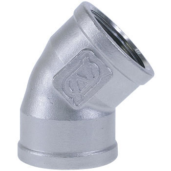 45 Degrees Elbow Screw Joint
