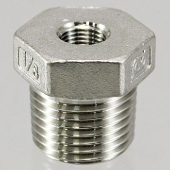Hex Bush Stainless Steel Screw Joint