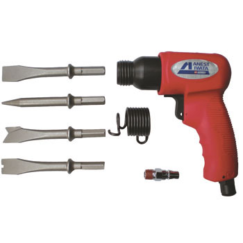 Air Hammer, Hexal Shaft