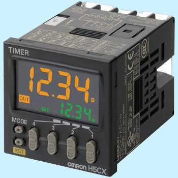 Digital Timer H5CX-A[]-N