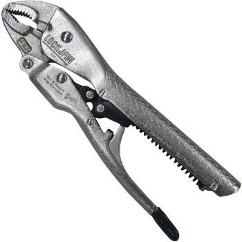 10 Inch Curve Jaw Vice Pliers