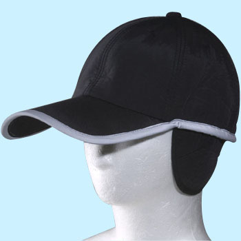 Nylon Winter Cap, Ear Cover