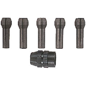 Collet Chuck Set, Chuck Cover