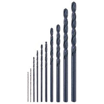 High Speed Steel Drill, 10 Type Set