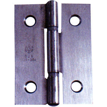 Stainless Steel Hinge with DURACON Ring