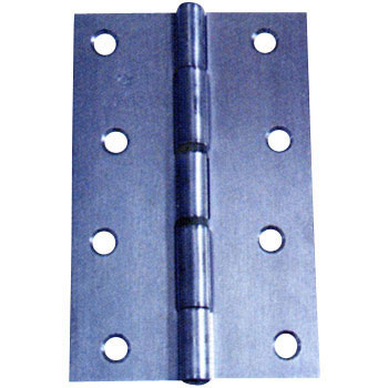 Stainless Steel Semi-Thick Hinge, With Nylon Ring