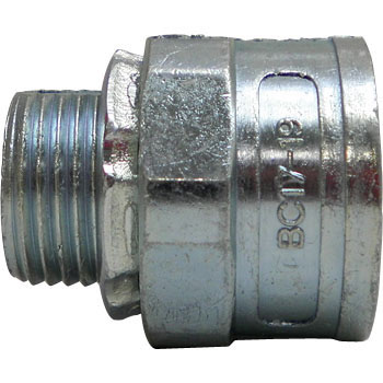 Knock-Out Connector, With Thin Steel Conduit Male Thread