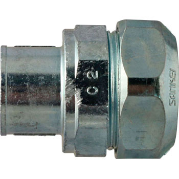 Combination Coupling, With Screw